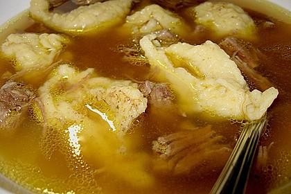 Suppenklösschen (Bild)