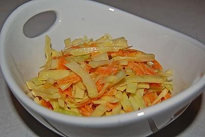 Hamburgersalat 4