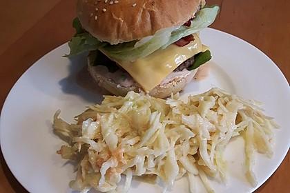 Hamburgersalat 6