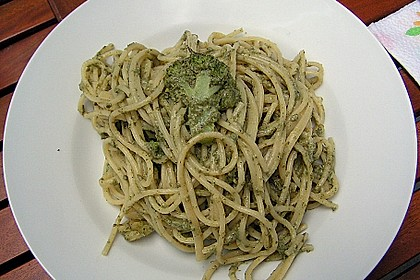 Brokkoli - Pesto 7
