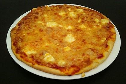Pizzateig ohne Gehzeit 14