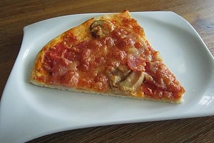 Pizzateig ohne Gehzeit 1