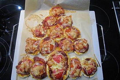 Pizzateig ohne Gehzeit 9