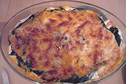 Mangold - Lasagne (Bild)