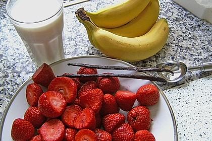Erdbeer - Bananen - Drink 14
