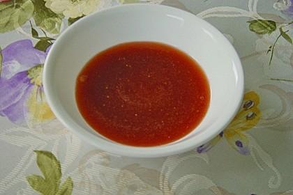 Erdbeer - Rhabarber - Marmelade mit Vanille 11