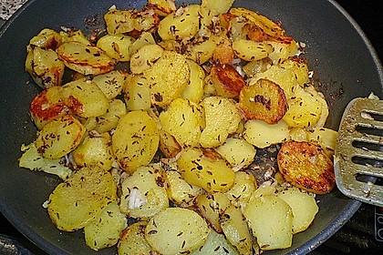 Rumpsteak Strindberg mit Bratkartoffeln 7