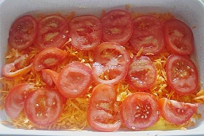 Möhren - Lasagne 5