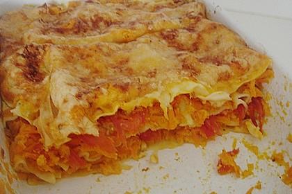Möhren - Lasagne 3