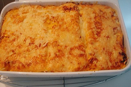 Möhren - Lasagne 2