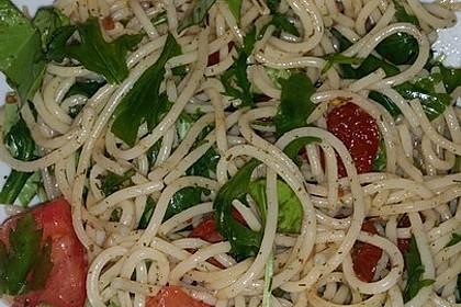Spaghetti Salat 10