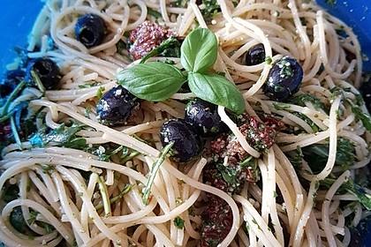 Spaghetti Salat 6