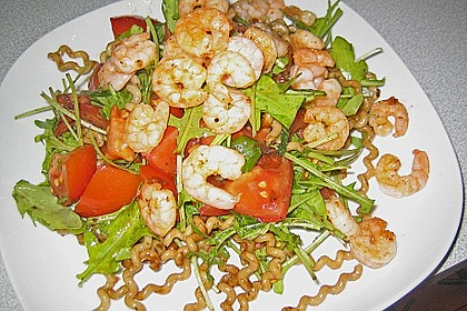 Spaghetti Salat 9