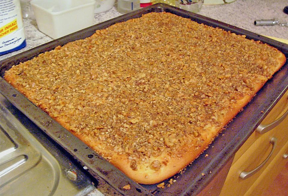 Walnuss Zimt Kuchen Von Alina1st Chefkoch De