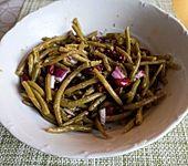 Grüner Bohnensalat (Bild)