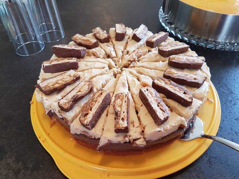 Snickers Kuchen Von Estate13 Chefkoch De