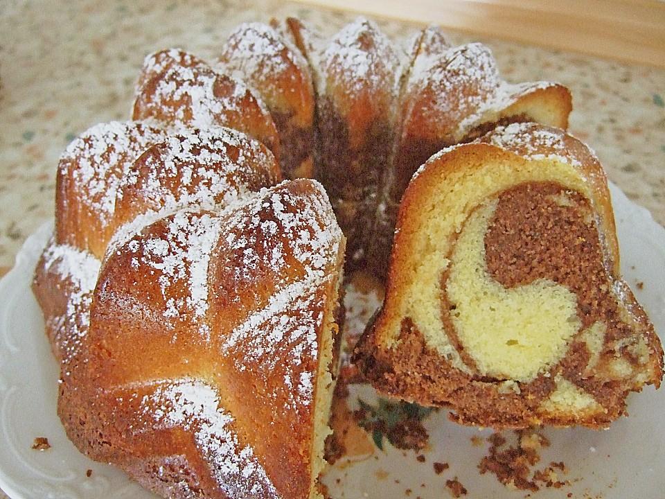 Eierlikor Kuchen Mit Nutella Von Flowerbomb Chefkoch De