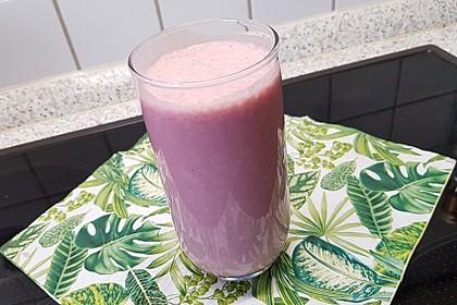 Himbeer - Joghurt - Shake (Bild)
