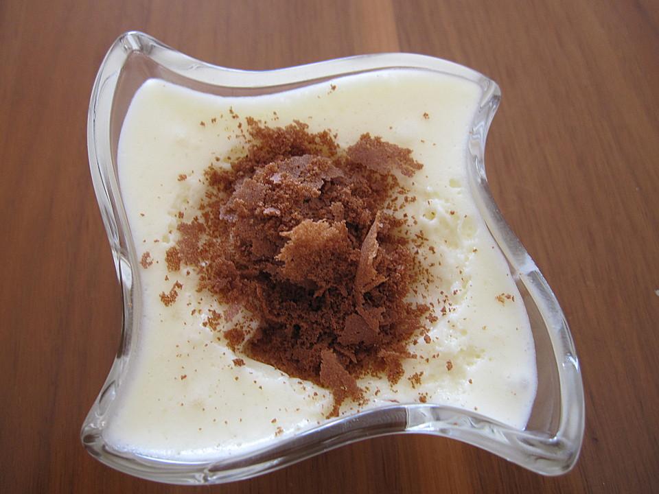 Weiße Mousse Au Chocolat Von Cuocoroma Chefkoch