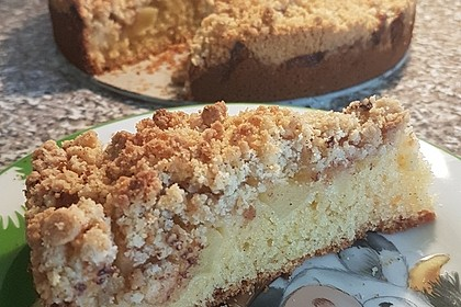 Apfel - Streusel - Kuchen 9