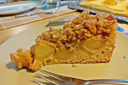 Apfel - Streusel - Kuchen 10