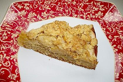 Apfel - Streusel - Kuchen 2