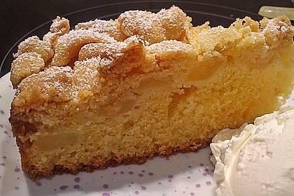 Apfel - Streusel - Kuchen 3