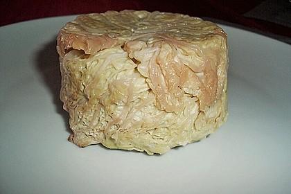 Rosenkohl - Flan