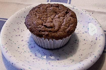 Walnuss - Muffins 2