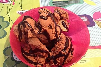 Cremiges Schokoladeneis 5