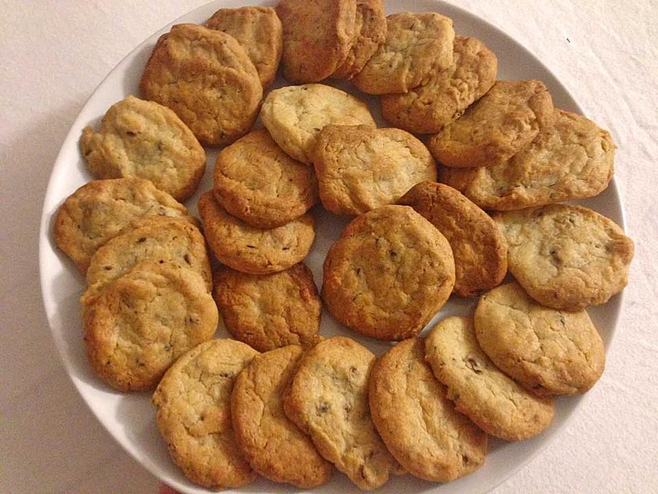 Einfache Kekse Ein Sehr Leckeres Rezept Chefkoch