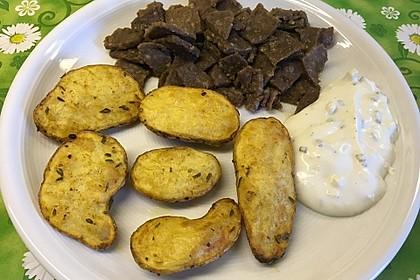 Gyros - Kartoffeln 4