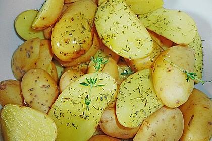 Gyros - Kartoffeln 3