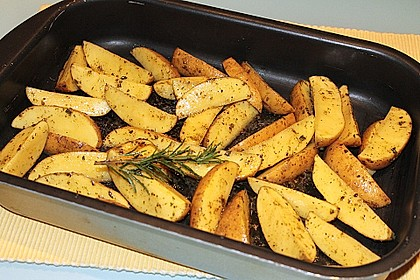 Gyros - Kartoffeln