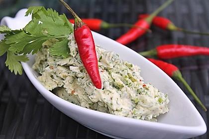 Chili - Koriander - Butter