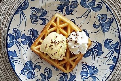 Vanille - Joghurt - Waffeln 2