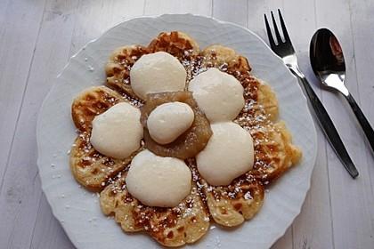 Vanille - Joghurt - Waffeln 7
