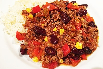 Chili con Carne à la Benjo 5