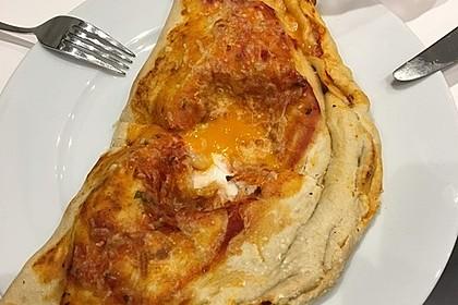 Italienischer Pizzateig 143