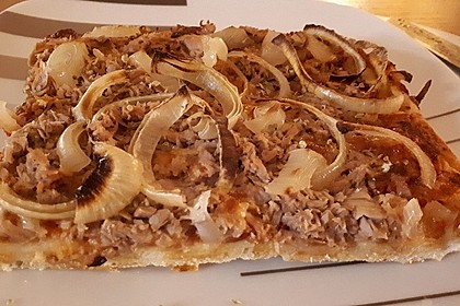 Italienischer Pizzateig 97