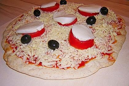 Italienischer Pizzateig 173