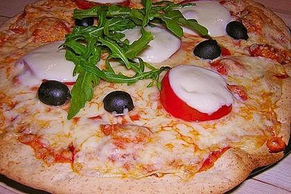 Italienischer Pizzateig 13