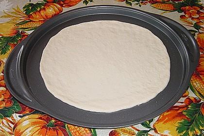 Italienischer Pizzateig 226