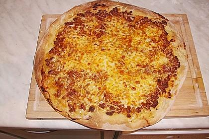 Italienischer Pizzateig 166