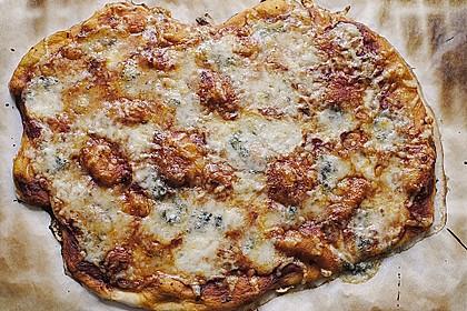 Italienischer Pizzateig 343