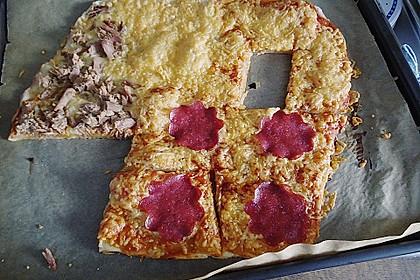 Italienischer Pizzateig 366
