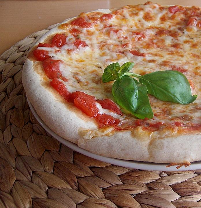 Italienischer Pizzateig Von Katja242 Chefkochde