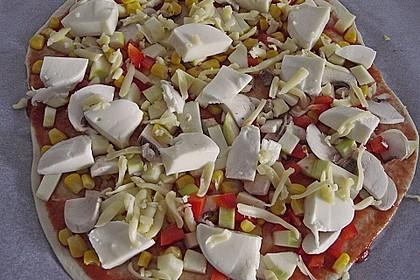 Italienischer Pizzateig 241
