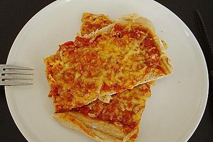Italienischer Pizzateig 217