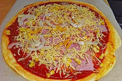 Italienischer Pizzateig 172